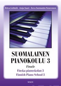 Suomalainen pianokoulu 3