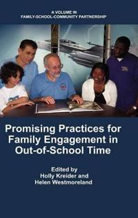 Promising Practices For Family Engagement In Out-Of-School Time