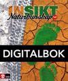 Insikt Naturkunskap 1a:1 Lärobok Digital