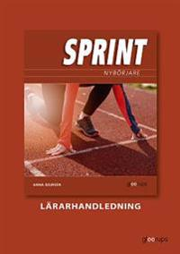 Sprint nybörjare, lärarhandledning