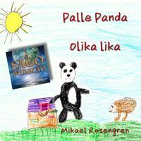Palle Panda : Olika Lika