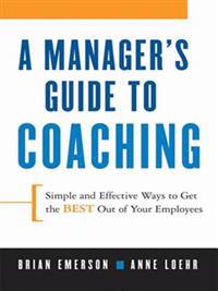 Manager's Guide to Coaching