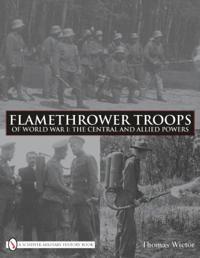 Flamethrower Troops of World War I