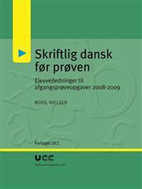 Skriftlig dansk før prøven
