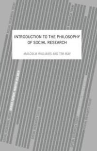 Introduction to the Philosophy of Social Research