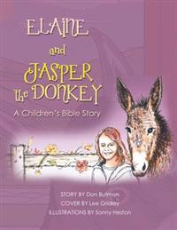 Elaine and Jasper the Donkey