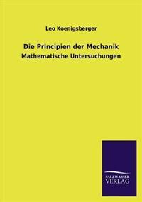 Die Principien Der Mechanik