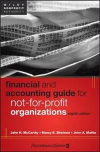 Financial and Accounting Guide for Not-For-Profit Organizations [With Access Code]
