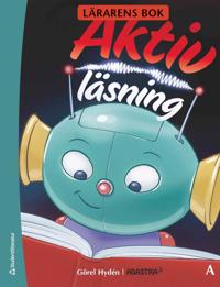 Aktiv läsning A - Lärarens bok