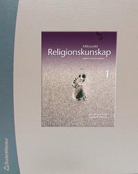 Mittpunkt Religionskunskap 1 Lärarpaket - Digitalt + Tryckt