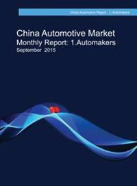 China Automotive Market Monthly Report
