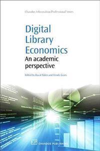 Digital Library Economics