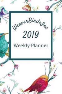 Weaverbirds Inc 2019 Planner