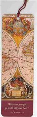 Old World Beaded Bookmark