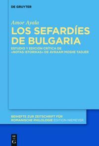 Los sefardies de Bulgaria