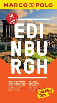 Edinburgh Marco Polo Pocket Travel Guide 2019 - with pull out map - Marco Polo - böcker (9783829757577)     Bokhandel