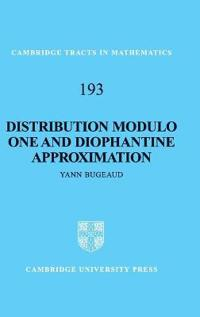 Distribution Modulo One and Diophantine Approximation