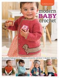 3 Skeins or Less - Modern Baby Crochet