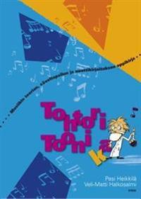 Tohtori Toonika (+cd)
