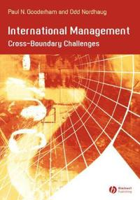 International Management: Cross- Boundary Challenges