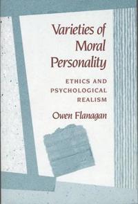 Varieties of Moral Personality