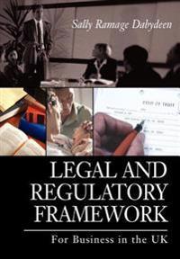 Legal and Regulatory Framework