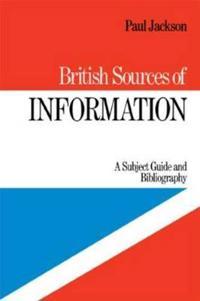 British Sources of Information