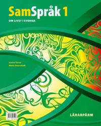 SamSpråk 1 Lärarhandledning inkl. 100 kopieringsunderlag och tester med facit