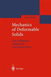 Mechanics of Deformable Solids