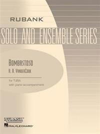 Bombastoso (Caprice): Tuba Solo in C (B.C.) with Piano - Grade 2.5