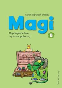 Magi B - Runar Ragnarson Brataas pdf epub