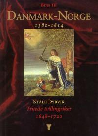 Danmark-Norge-1380-1814