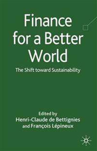 Finance for a Better World