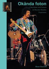 Okända foton - Ung dykare med kamera & The Jimi Hendrix Experience