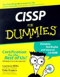 Cissp for Dummies with CDROM