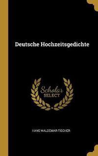 Deutsche Hochzeitsgedichte
