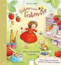 Erdbeerinchen Erdbeerfee. Mein zauberhafter Feenladen - Stefanie Dahle - böcker (9783401712895)     Bokhandel