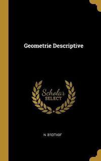 Geometrie Descriptive
