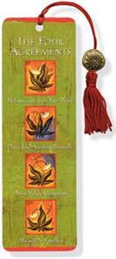 The Four Agreements Bookmark