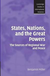States, Nations and the Great Powers