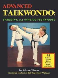 advanced taekwondo shaw scott