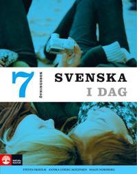 Svenska i dag 7 Övningsbok