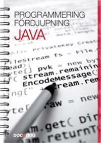 Programmering : fördjupning Java