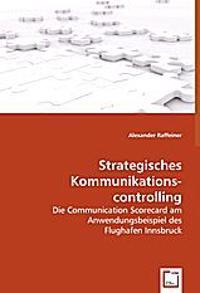 Strategisches Kommunikations-controlling