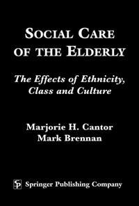 Social Care of the Elderly
