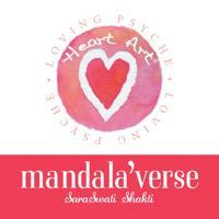 Heart Art Mandala'verse