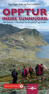 Opptur indre Sunnfjord; 166 fotturar i Naustdal, Førde, Jølster og Gaular