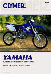 Yamaha Yz250F & Wr250F 2001-2003