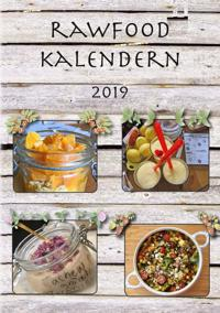RawFood, kalendern 2019