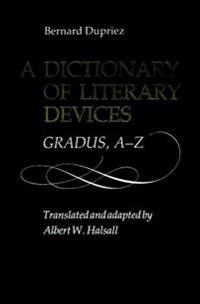 Dictionary of Literary Devices